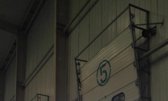烟台工业提升门5